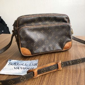 Authentic Louis Vuitton Nile bag